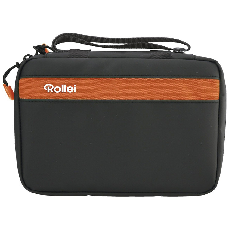 Rollei Actioncam Bag orange/black