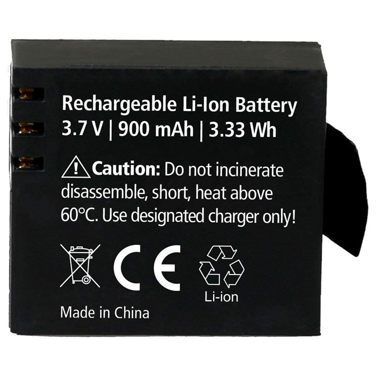 Rollei Akku Replacement battery AC 372/540