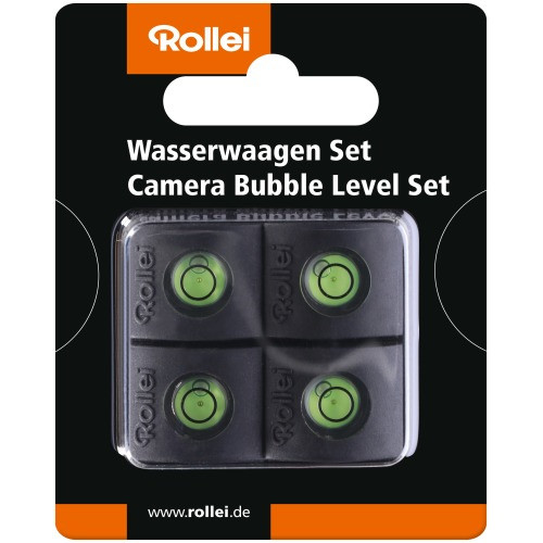 Rollei Camera Bubble Level Set