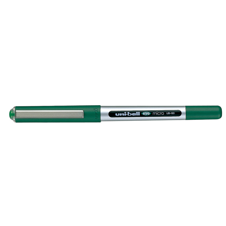 Uni-ball Eye Micro UB150 - Grøn rollerpen 0,2 mm