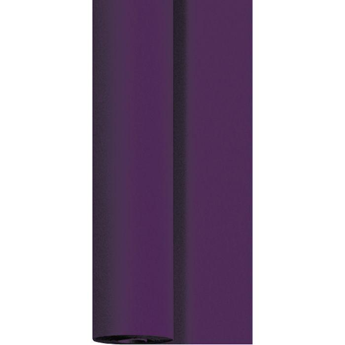 Rulledug, Dunicel, Mørke lilla, 1,25x25 m,