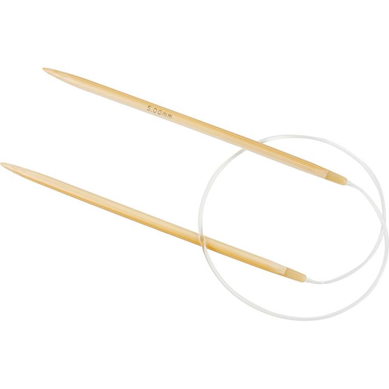 Rundpind Bambus - Nummer 5