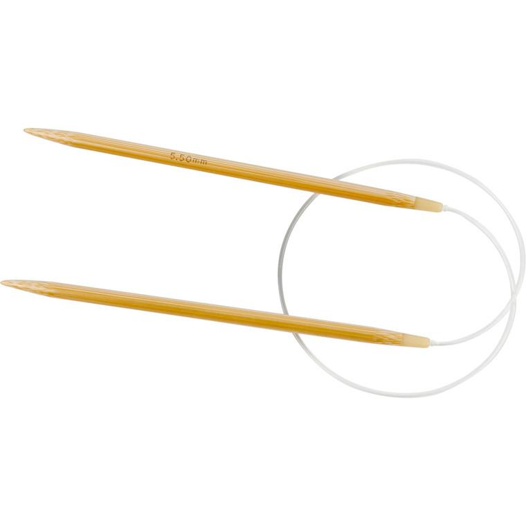 Rundpind bambus | Nummer 5,5