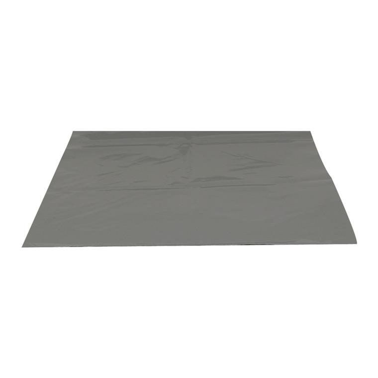 Sække, LDPE, grå, 97 my, 72x112 cm, 100 l 100stk/rl.