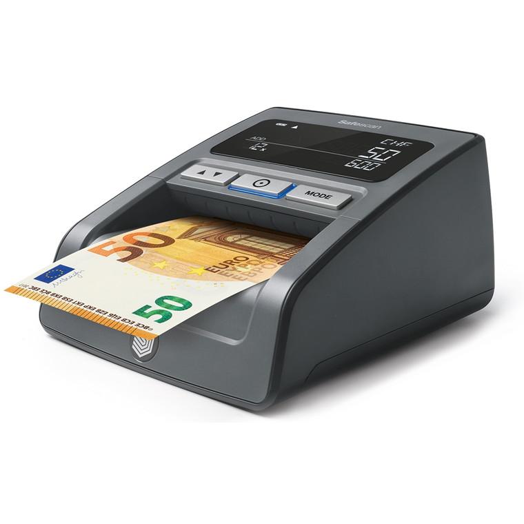 Safescan 155-S - Automatisk Falske Penge Detektor