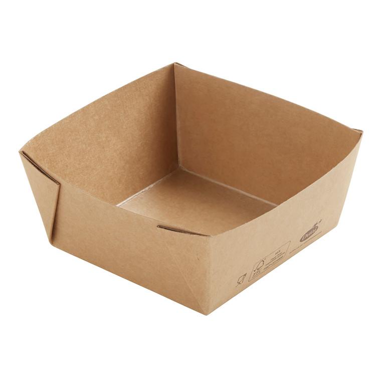 Salatbox Viking PLA 510ml ecoecho Cube lav 300stk