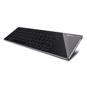 Sandberg Bluetooth Touchpad Keyboard, Nordic