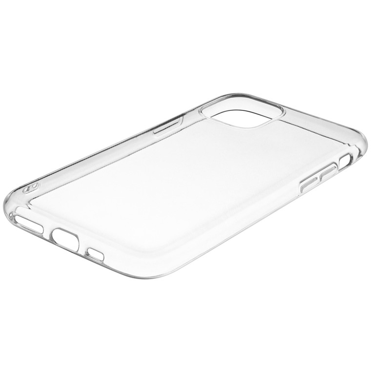 Sandberg Cover iPhone 11 Pro Soft, Clear