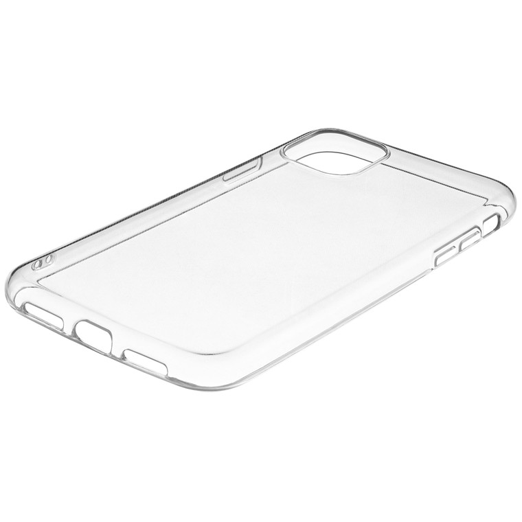 Sandberg Cover iPhone 11 Soft, Clear