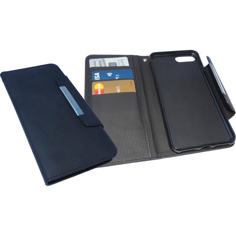 Sandberg Flip wallet iPhone 7 Plus Blck