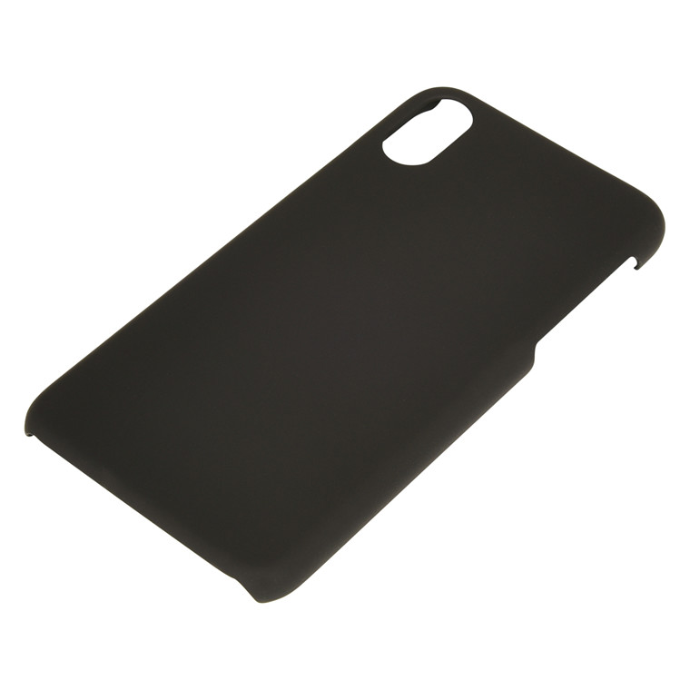 Sandberg iPhone X Cover hard, Black
