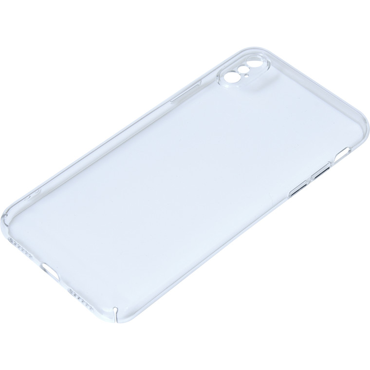 Sandberg iPhone X Cover hard, Clear