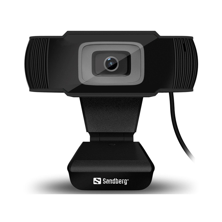 Sandberg USB Webcam Saver, Black