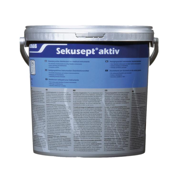 Sekusept aktiv, aldehydfri, 1,5 kg
