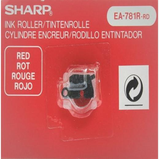 Sharp Ink Roller EA781RRD - Rød