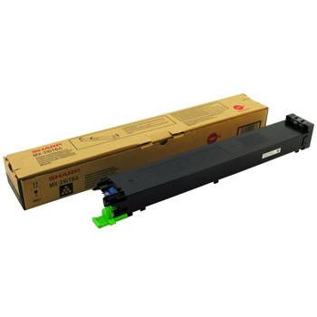 Sharp MX31GTBA black toner