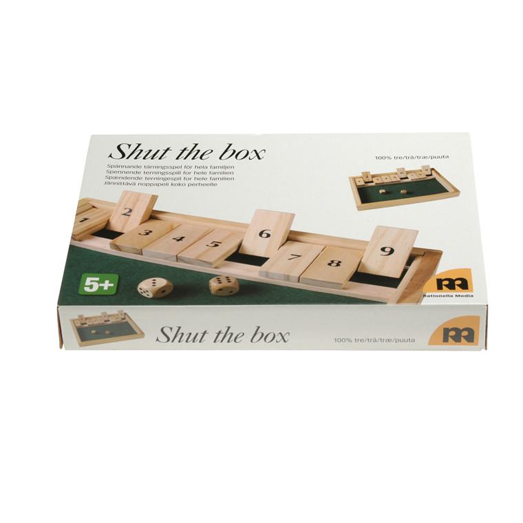 Shot the box ølspillet 28x20x4cm