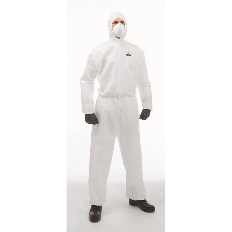 Sikkerhedsdragter C1 smudsafvisende - Størrelse XL