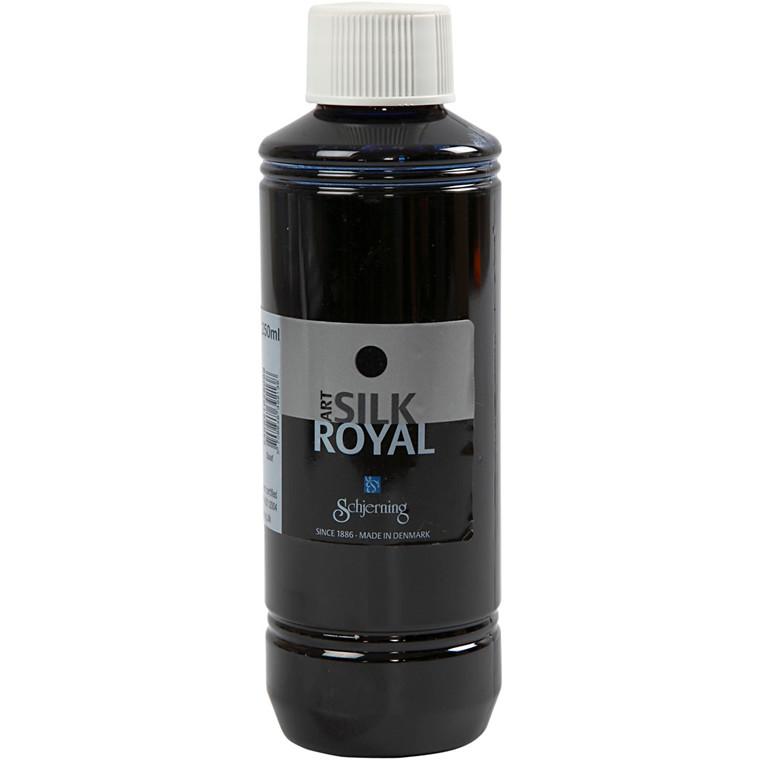Silk Royal, brilliant blå, 250ml