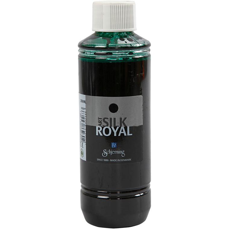 Silk Royal, brilliant grøn, 250ml
