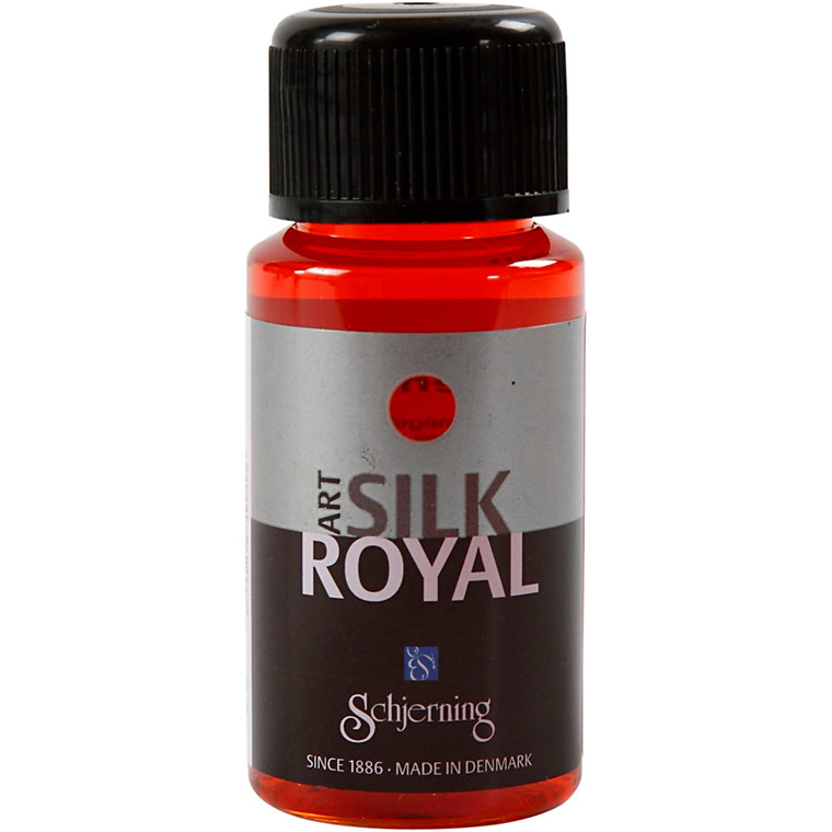 Silk Royal, citron gul, 50ml