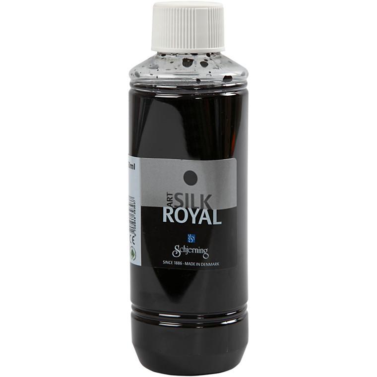 Silk Royal, grå, 250ml