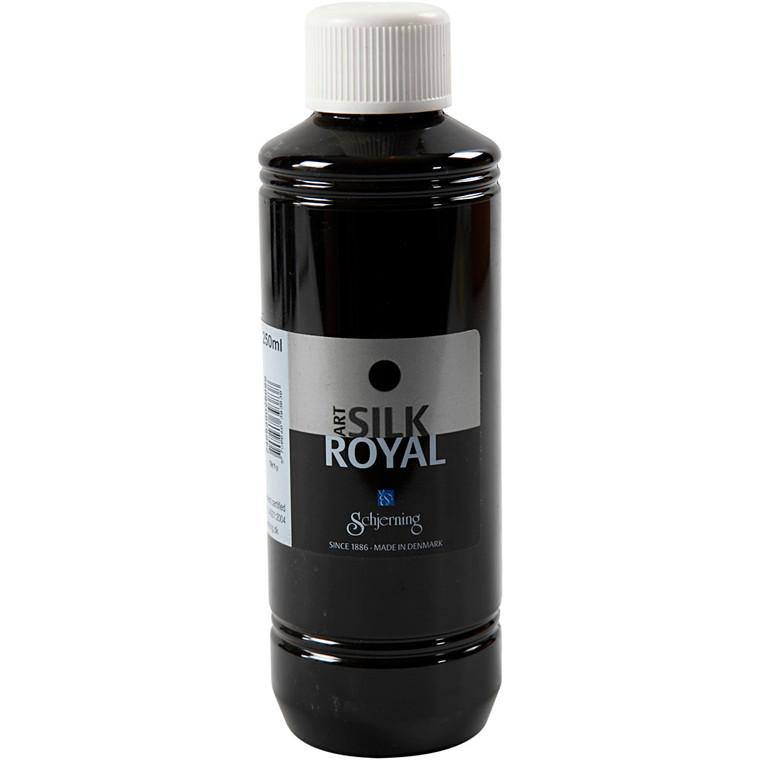 Silk Royal, marineblå, 250ml