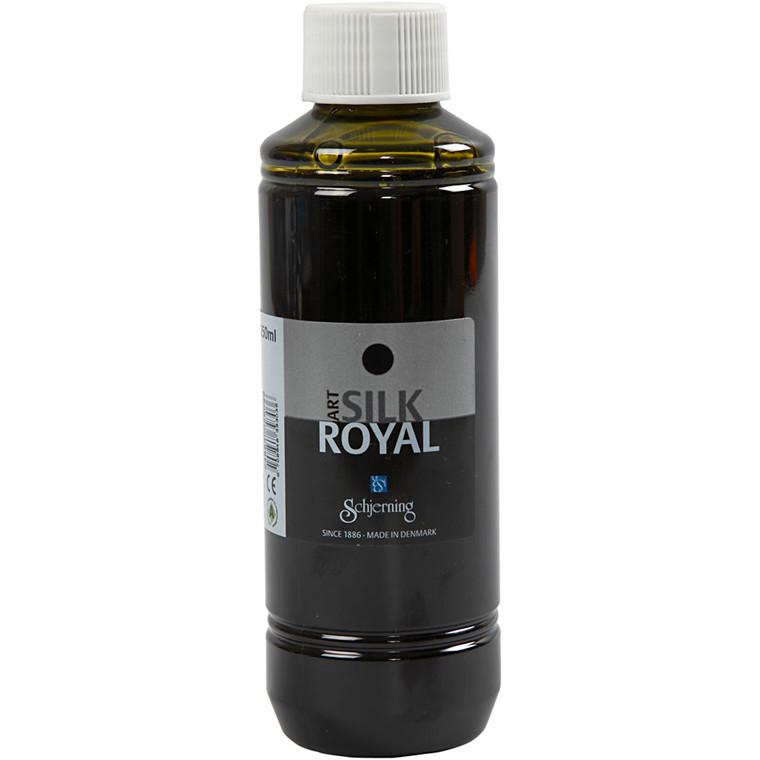 Silk Royal, olivengrøn, 250ml