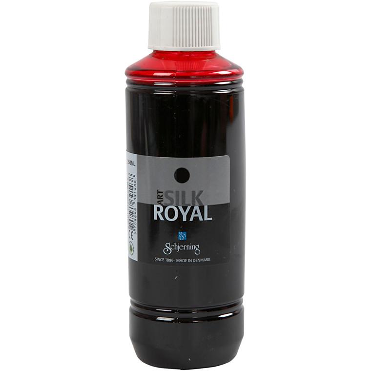 Silk Royal, rød, 250ml
