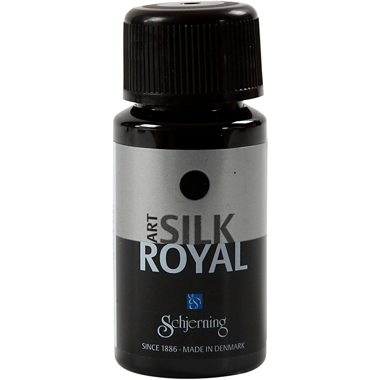 Silk Royal, rødviolet, 50ml