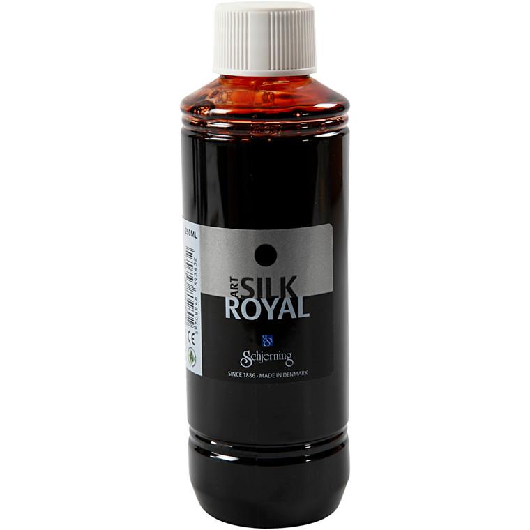 Silk Royal, sienna, 250ml
