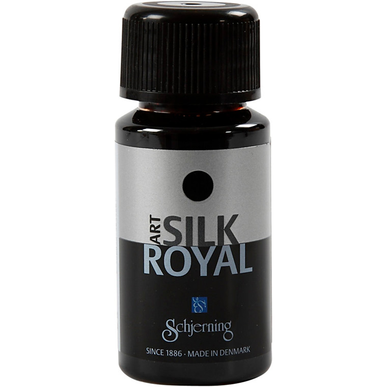 Silk Royal, sienna, 50ml