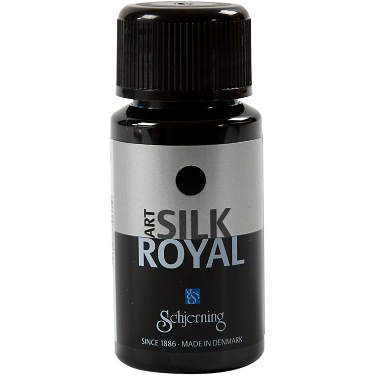 Silk Royal turkis silkemaling - 50 ml