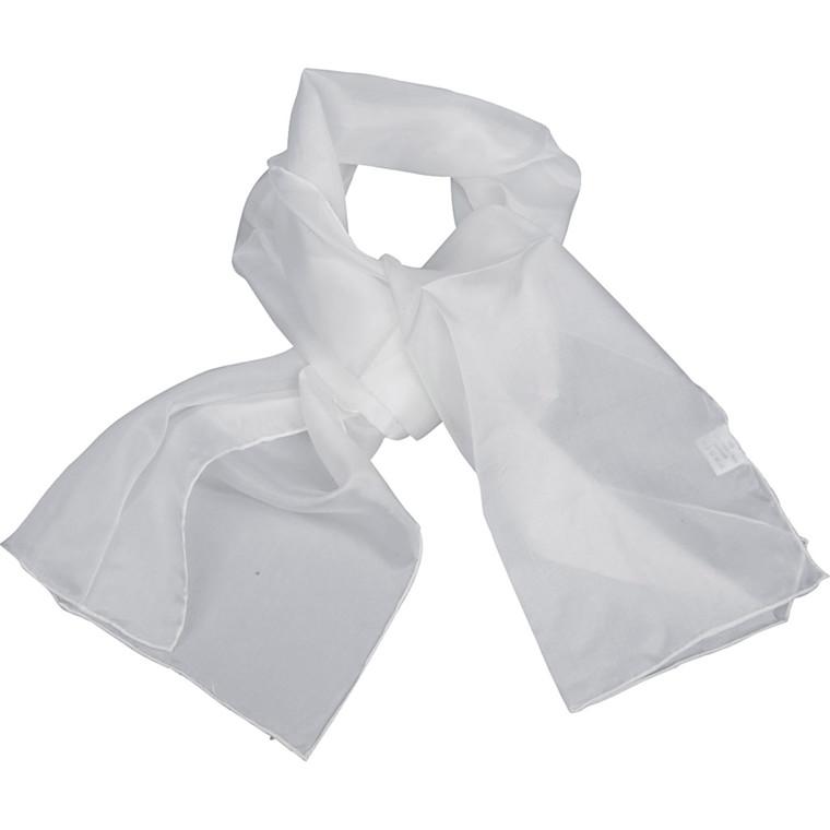 Silketørklæde størrelse 35 x 130 cm 22 g/m2 | pongé 5