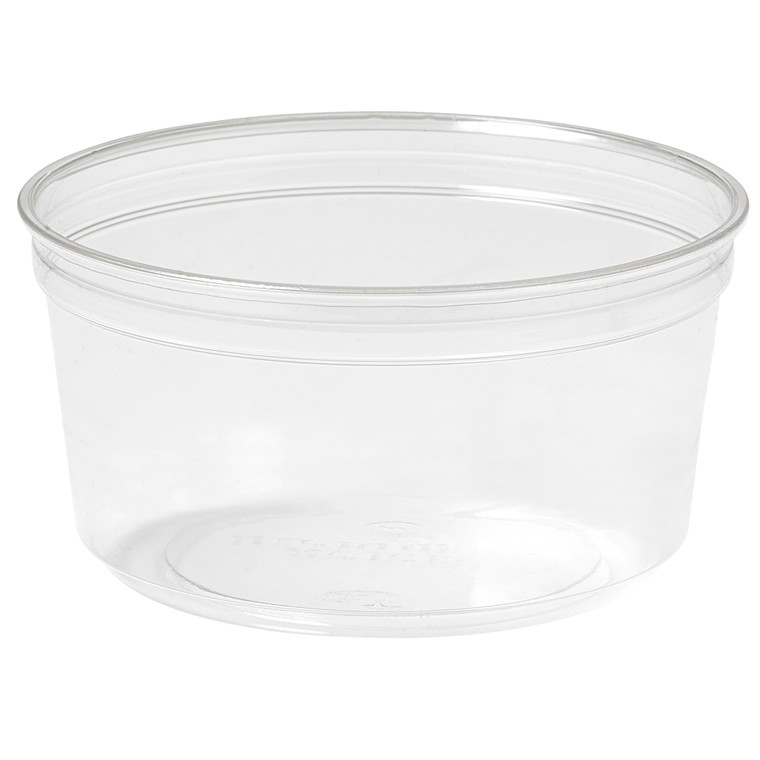 Skål Crystal Deli 375 ml - 116 x 116 x 61 mm - 350 stk.