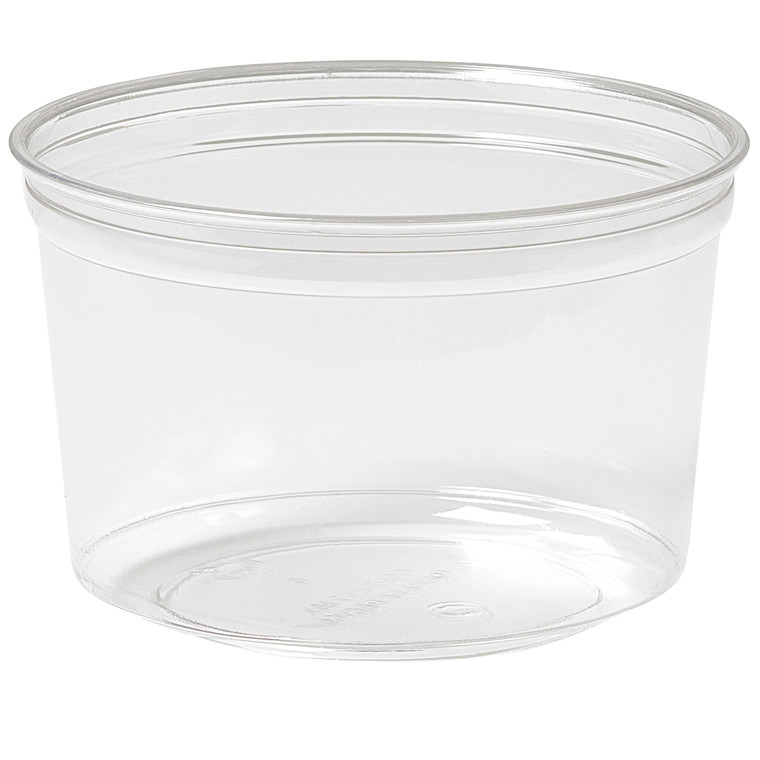 Skål Crystal Deli 500 ml - 116 x 116 x 75 mm - 350 stk.