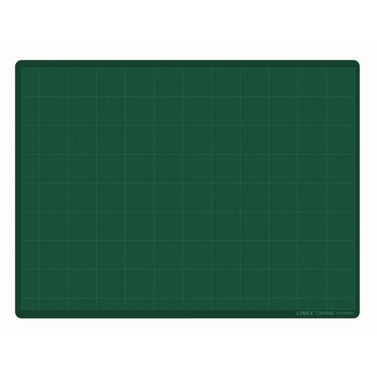 Skæreplade Linex i grøn 450 x 600 mm - model CM 4560 A2