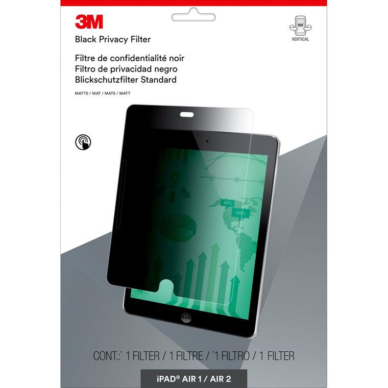 Skærmfilter 3M  iPad Air 1, 2 og Pro 9.7'' lodret