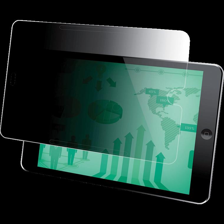Skærmfilter 3M iPad Air 1, 2, Pro horisontalt