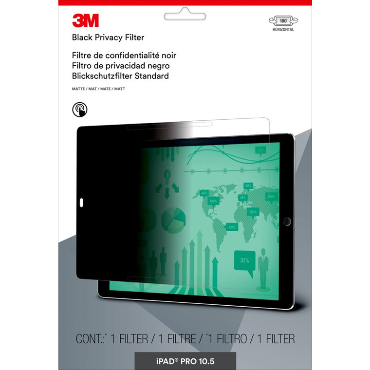 Skærmfilter 3M iPad Pro 10.5''