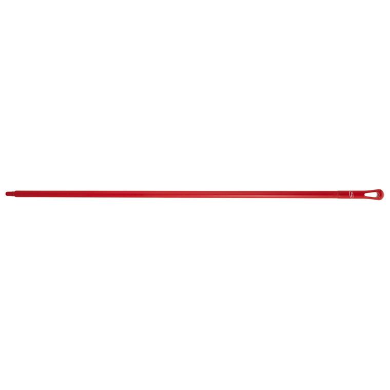 Skaft Vikan Ultra Hygiejnisk rød 1700mm Ø34mm