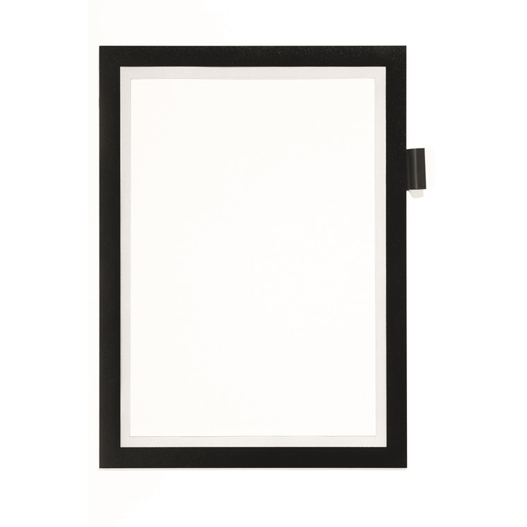 Skilt DURAFRAME® Note A4 m/sort ramme