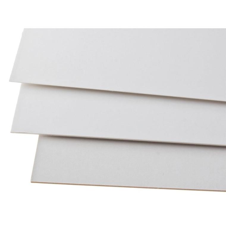 Skilte - A6 hvid 350 gram 890H02 10,5 x 14,8 cm - 100 stk.