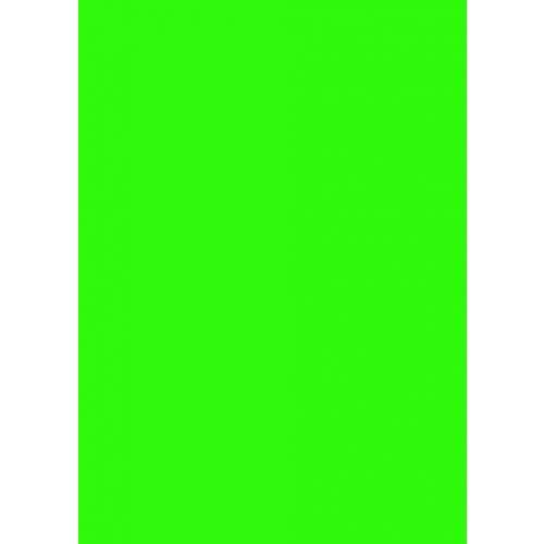 Skiltekarton grøn neon 50 x 70 cm 260 gram - 100 ark
