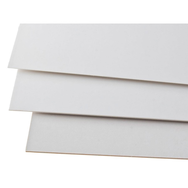 Serimat skiltekarton 1000 gram 1,75 mm 70 x 100 cm - 10 ark