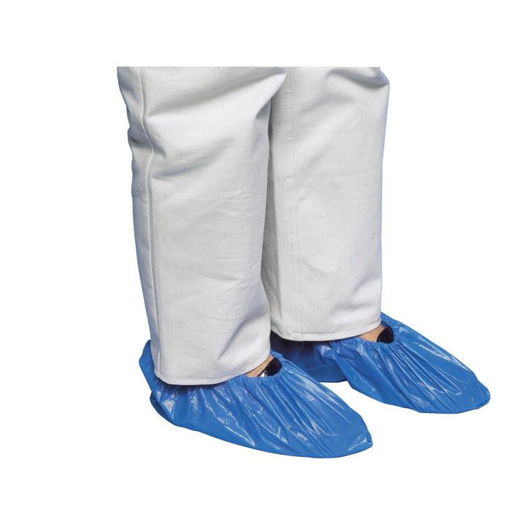 Skoovertræk med elastik 41 cm - 100 stk