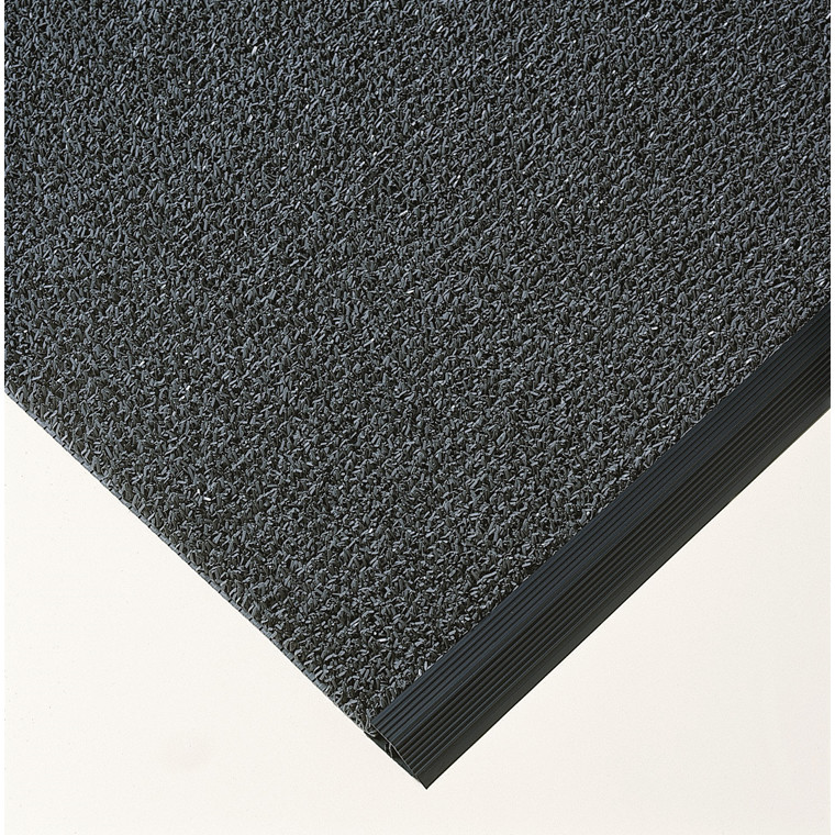 Skrabemåtte Astro Turf grafit 55x90cm