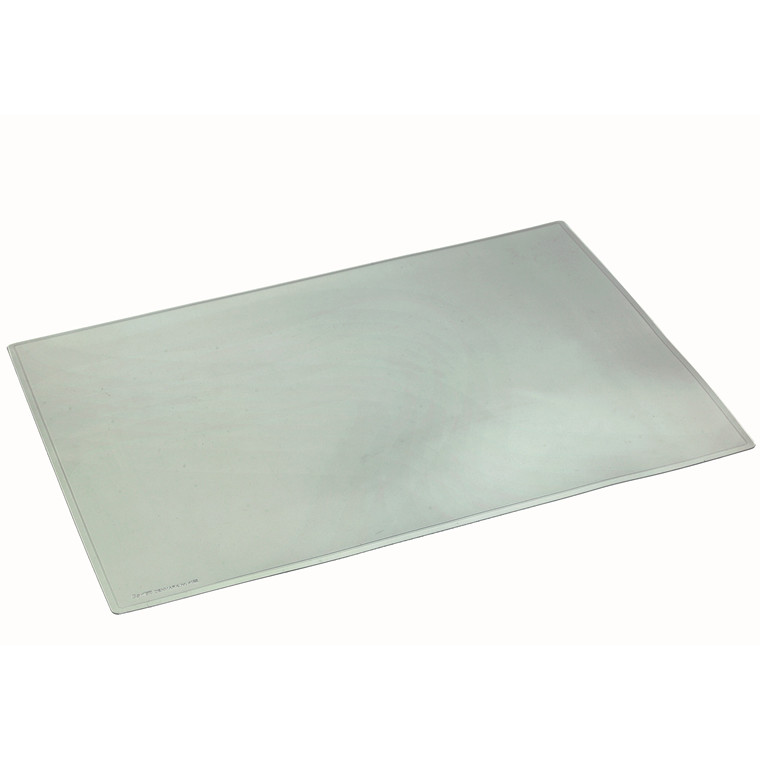 Skriveunderlag 49x65 cm transparent/refleksfri