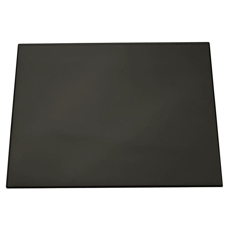 Skriveunderlag med dækplade - i sort Durable 65 x 52 cm