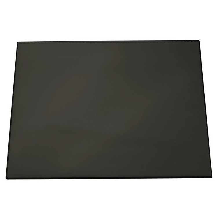 Skriveunderlag Durable m/dækplade 65x52cm sort